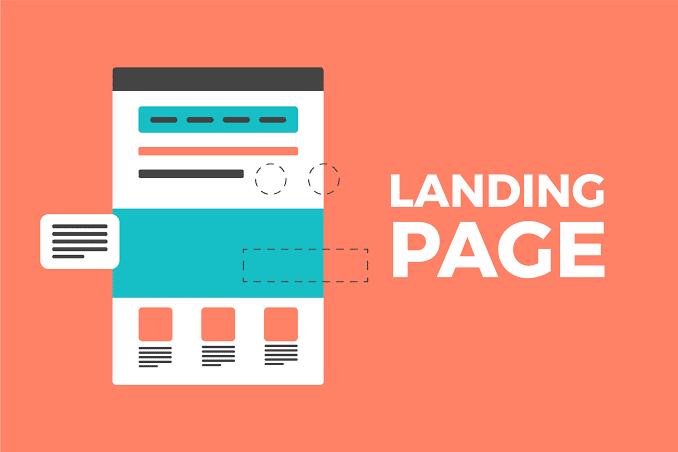 rédaction landing page